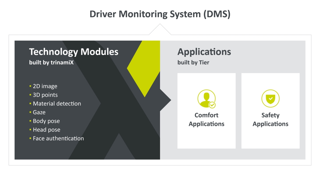 Driver Monitoring System (DMS)