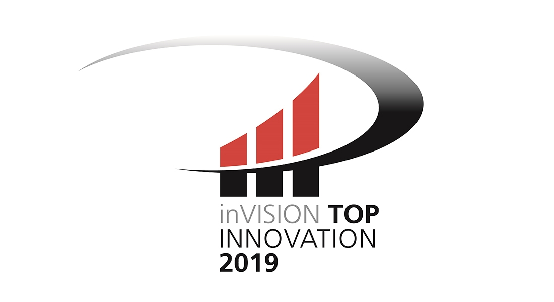 Logo inVISION Top Innovation Award 2019
